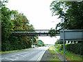 TL4646 : Duxford Bailey Bridge by pablo haworth