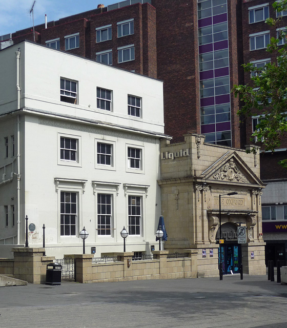 Dobson's House, 49 New Bridge Street West