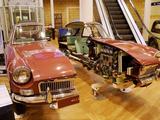 Divorce model mgb at the heritage david dixon for British motor heritage mgb
