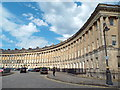 ST7465 : Royal Crescent, Bath by Malc McDonald