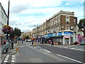 TQ2482 : Harrow Road, Westbourne Park by Malc McDonald