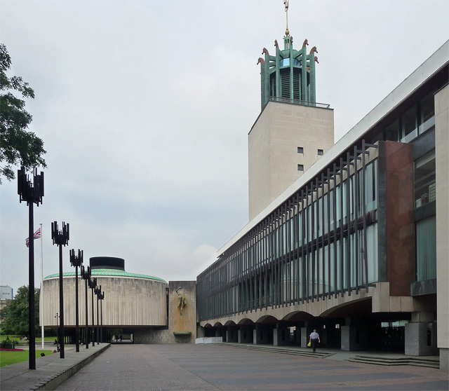 Civic Centre, Newcastle