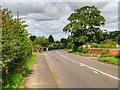 SJ4472 : Wimbolds Trafford, Ince Lane by David Dixon
