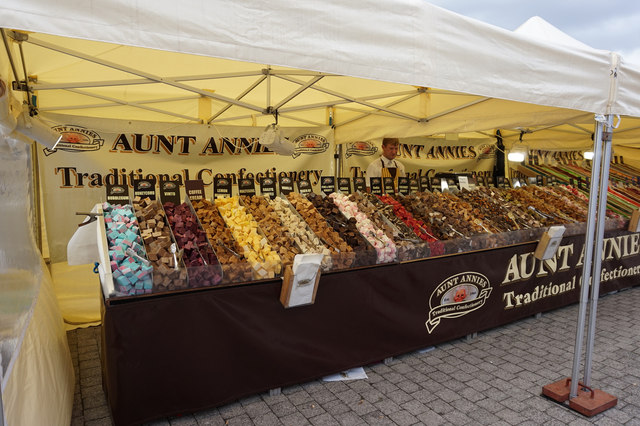 Aunt Annies Traditional Confectionery... (C) Ian S :: Geograph Britain ...