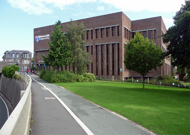 Philip Robinson Library, Newcastle University