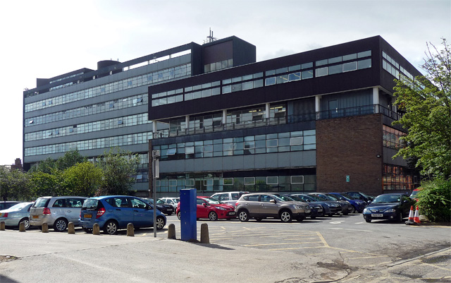 Herschel Building, Newcastle University
