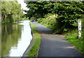 SP1090 : Towpath along the Birmingham and Fazeley Canal by Mat Fascione