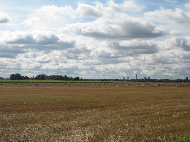 View from Delph Lane