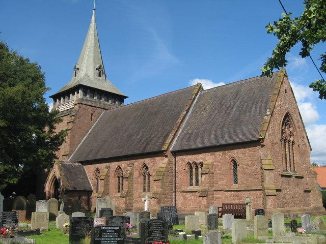 Holy Trinity Church Capenhurst
