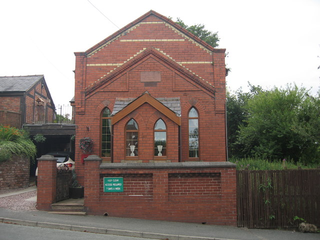 Clifton Primitive Methodist Chapel