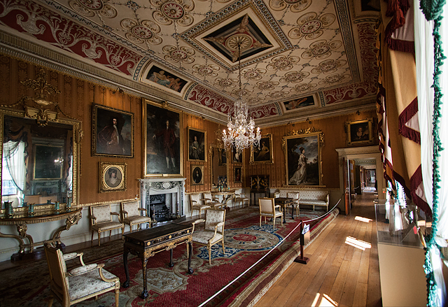 Harewood House Interior 1 169 Mike Searle Geograph