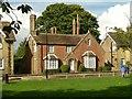 TL2985 : 9, Church Green, Ramsey by Alan Murray-Rust