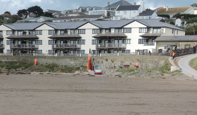 Apartments at Bigbury-on-Sea