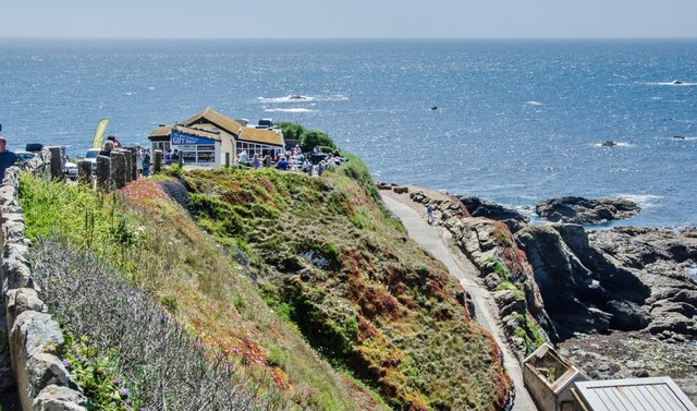 Lizard Point: Gift Shop and Café © Eugene Birchall :: Geograph ...
