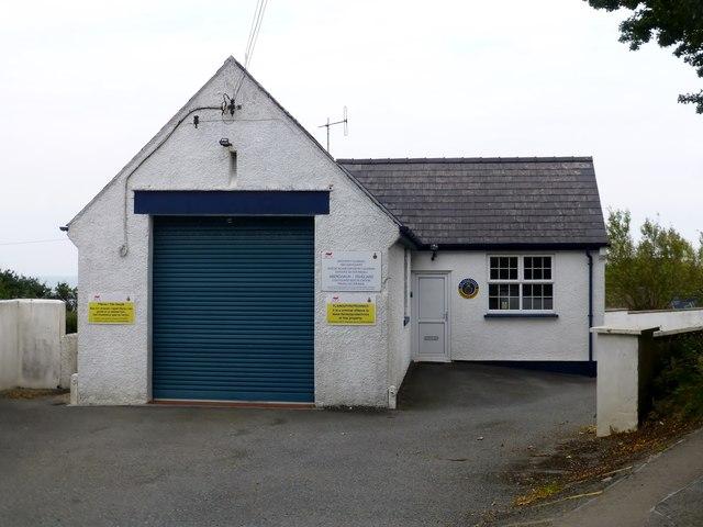 Fishguard Coastguard Rescue Station
