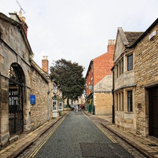 Maiden Lane, Stamford