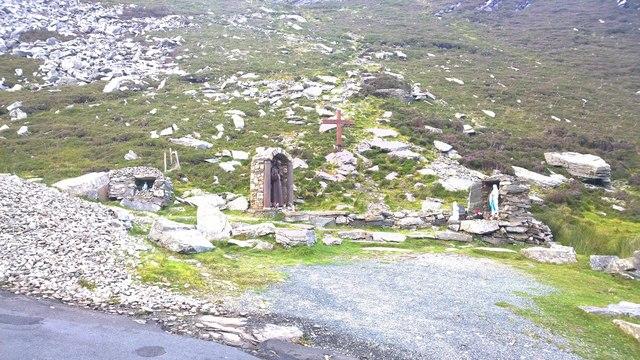Gap of Mammore - Catholic Pilgrim Site