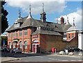 TQ3978 : Rothbury Hall, Azof Street : Week 39