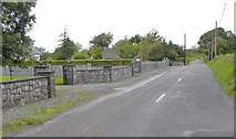 R3384 : Country road at Aughrim by Gordon Hatton