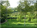 SO8610 : Painswick Rococo Gardens - General view by Rob Farrow