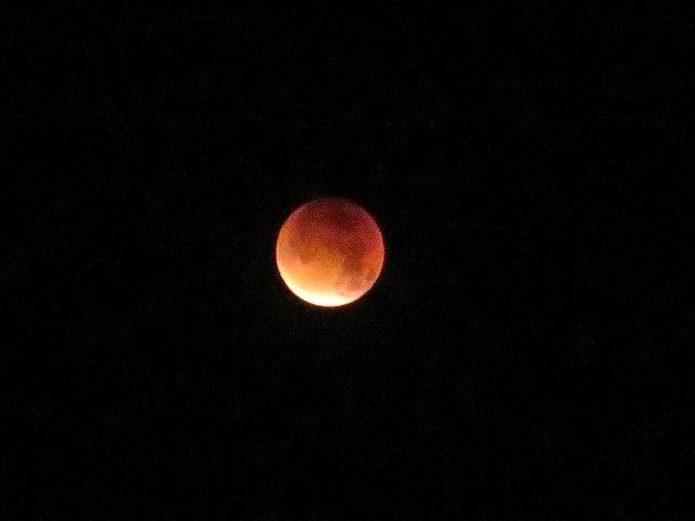 blood moon tonight time est - photo #47