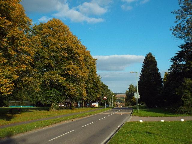 Vicarage Lane, Kings Langley