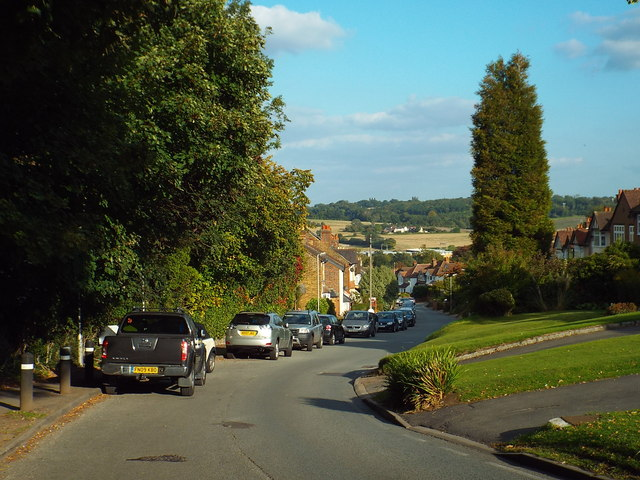 Vicarage Lane, Kings Langley