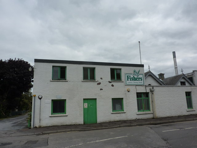 Fisher's Laundry, Aberfeldy