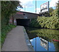 SP1291 : Birmingham & Fazeley Canal in Tyburn by Mat Fascione