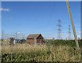 SE9619 : Pumping station on Winterton Carrs : Week 39
