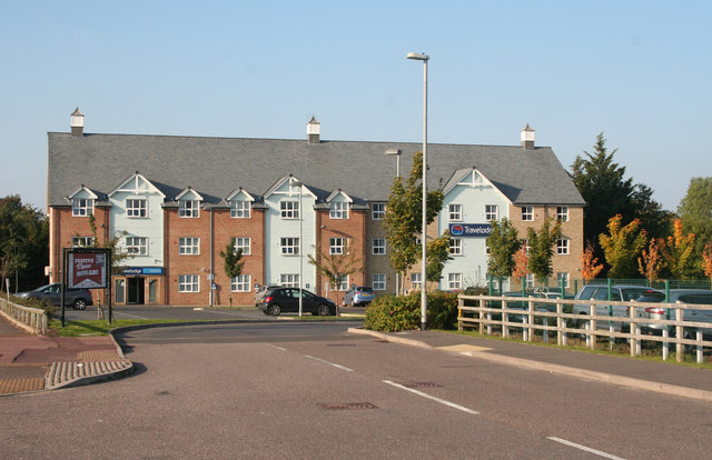 Wellington Travelodge, Chelston
