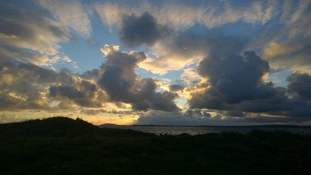 Shannon Estuary near Beal