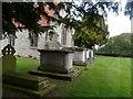 TL5305 : Table tombs, St Germain Bobbingworth by Bikeboy