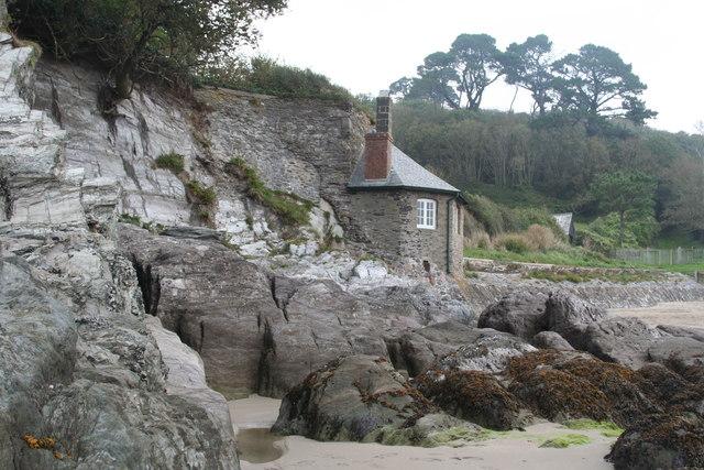 Meadowsfoot: Flete estate tea room