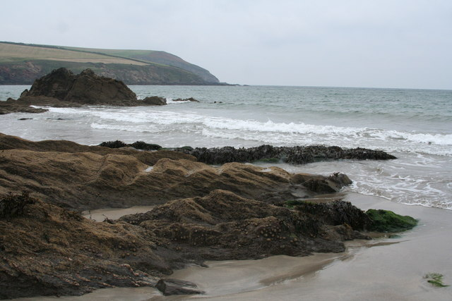 Meadowsfoot Beach, Mothecombe
