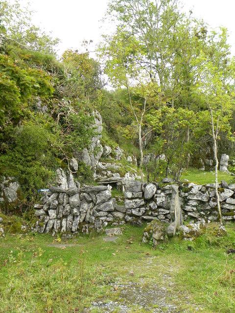 Holy Well near Templecronan