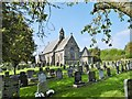 SJ5268 : Kelsall, St. Philip's by Mike Faherty