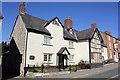 SJ1258 : 34 Clwyd Street (former Clwyd Bank), Ruthin by Jeff Buck