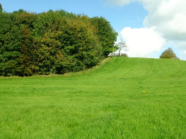 Route Towards Hermitage Hill
