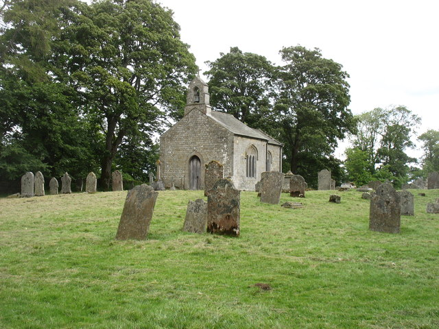 Church of St John, Whitfield