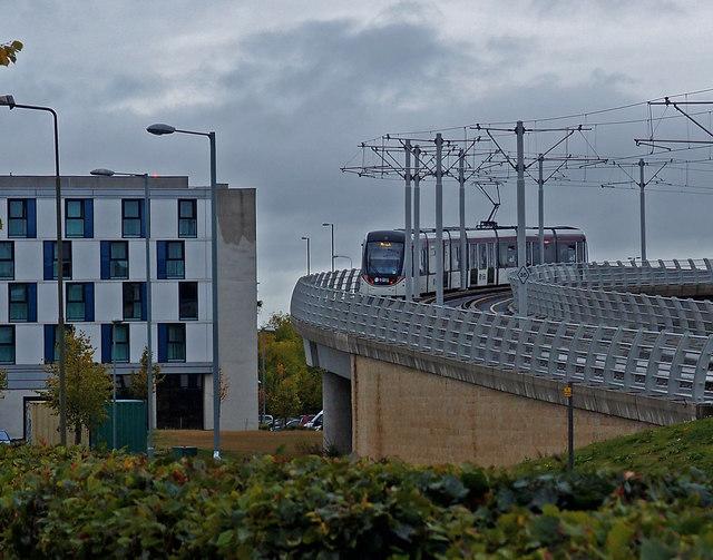 Tram, Edinburgh