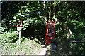 TQ5045 : Telephone Kiosk, Chiddingstone by N Chadwick