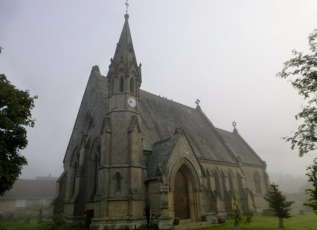 Church of St John The Evangelist, Otterburn