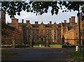 SE6250 : Heslington Hall, near York : Week 41