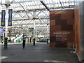 NT2573 : New Concourse at Waverley Station by M J Richardson