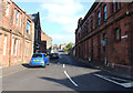 NS5337 : High Street, Newmilns by Billy McCrorie