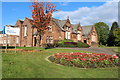 NS5337 : Lady Flora's Institute, Newmilns by Billy McCrorie