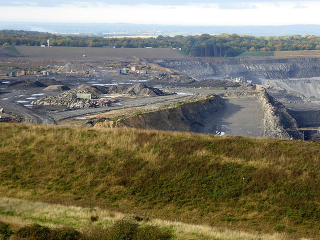 Shotton Surface Mine
