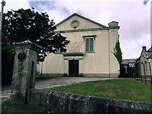 SW7341 : Carharrack Methodist church by Paul Barnett