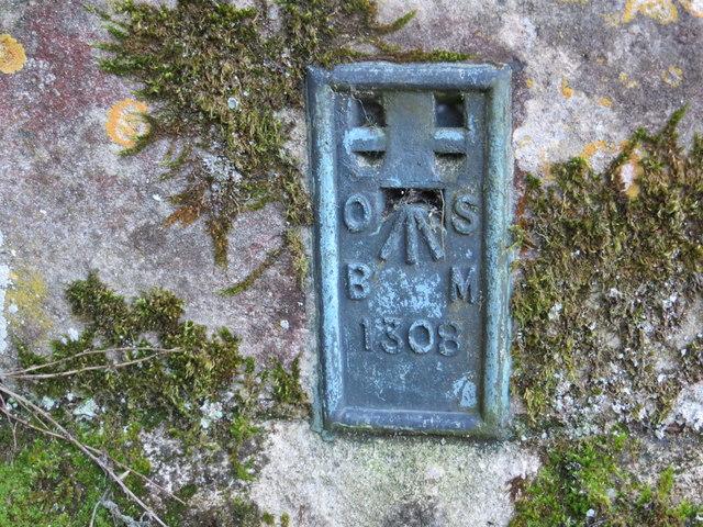 Ordnance Survey Flush Bracket 1308